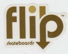 SKATEBOARD STICKER RARE VINTAGE FLIP