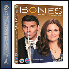 BONES - COMPLETE SERIES SEASON 9  **BRAND NEW DVD**