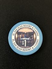 New ListingEl San Juan Casino $1 chip | Puerto Rico | Fast Ship