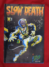 Underground Comix book 1970 Slow Death #2 Richard Corben Jaxon Sheridan etc #690