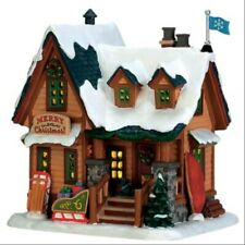 LEMAX Williams Cabin B/o Brand New - First released 2017 (Collectible)