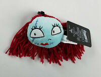 The Nightmare Before Christmas Sally Plush Doll Backpack Clips NWT