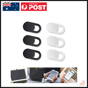 3x Anti-Spy Webcam Cover Sticker Privacy Mobile Laptop Notebook Tablet Macbook