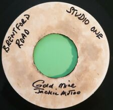 GOLD MINE  /  OH ME OH MY .JACKIE MITTOO. TEST PRESS