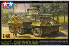 Tamiya 32551 Maquette 1/48 US M8 Light Armored Car Greyhound