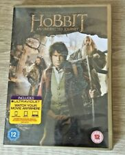 THE HOBBIT AN UNEXPECTED JOURNEY (DVD, 2013) FILM DVD BNIW NEW XMAS GIFT