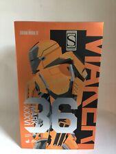 Hot Toys Mark XXXVI 36 Peacemaker Sideshow Back W STGCC MMS258 Iron Man