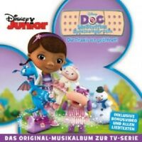 VARIOUS ARTISTS - DOC MCSTUFFINS: DIE PRAXIS IST GEÖFFNET  CD NEW!