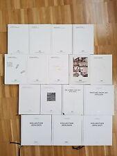 16 Kataloge 2001 - 2017 Die Uhren von IWC Katalog Armbanduhren Schaffhausen