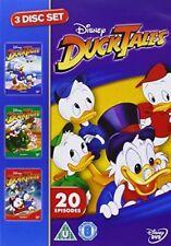 DuckTales First Collection Vol 1+2+3 DVD NEU DEUTSCH Geschichten aus Entenhausea