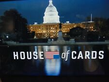 HOUSE OF CARDS Acrylic Slot Machine Topper Insert