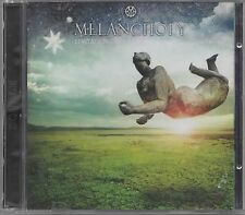MELANCHOLY -Organics. Levitation- CD/DVD set + Guitar Pick etc