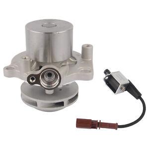 Water Pump w/Solenoid Valve for Audi A4 A6 VW Jetta Golf Skoda Seat 010157801KT