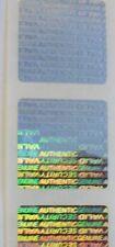 100 SVAG Hologram 1