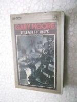 GARY MOORE  STILL GOT THE BLUES   1994 RARE orig CASSETTE TAPE INDIA indian