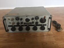 Bendix / General Dynamics R-1051B/URR HF Communications Receiver RARE