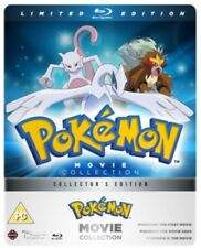 Pokemon Movie 1-3 Collection - Limited Edition Blu-ray Steelbook,...