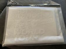 Super Junior SS8 Official Slogan with Pouch BRAND NEW SEALED FREE US SHIPPING