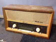 Philips Radio/ German Made / Capella 604 Stereo/ 1960's Vintage