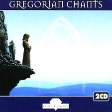 CD GREGORIAN CHANTS - CANTI GREGORIANI (musica sacra) doppio cd