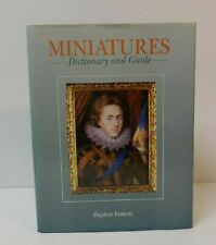 "Collectors Reference Book ""MINIATURES, Dictionary and Guide"" by Daphne Foskett"