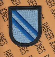 2nd Bn 143 Airborne Infantry Regiment TEXAS ARNG beret flash patch #2 c/e