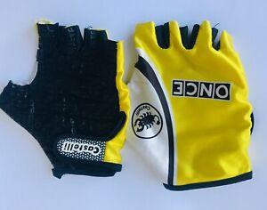 castelli team once gloves size large