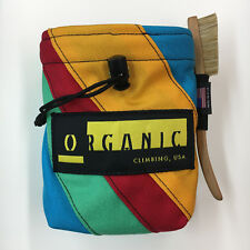Organic Climbing Large Chalk Bag Assorted Colors and Designs