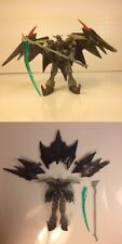 Gundam Wing Deathscythe Hell Custom Battle Scarred MSIA Figure Bandai Lot