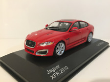 Jaguar XFR 2010 Red Metallic Whitebox WB230 1:43 Scale