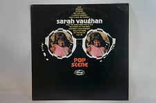 Sarah Vaughan - Pop Scene - Album von Mercury Records mit vielen Hits, Vinyl (1)