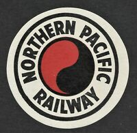 """Great Northern Railway Baggage or Package Promotional Stamp 2 5/16""""  MNH"""