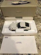 1/24-EBBRO NISSAN FAIRLADY 240Z-ZL WHITE-OUT OF PRODUCTION-NEW/MIB
