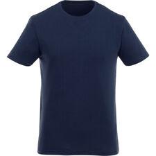 Elevate - Camiseta modelo Finney de manga corta para hombre Azul marino