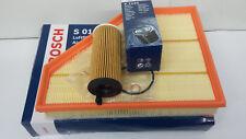 BMW E90 E91 E92 318D 320D Genuine Bosch  Oil Air filter Service kit  2010-2013