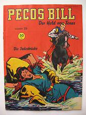 PECOS BILL N. 25, Mondial-Verlag, stato 1-2
