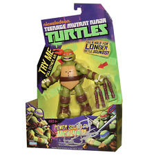 SIGNED by Greg Cipes! TMNT Power Sound FX Michelangelo