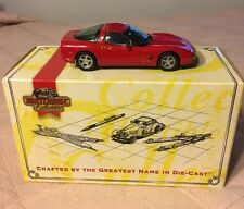 Matchbox Collectibles 1997 CORVETTE 1/43 w/box