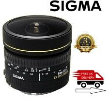 Sigma 8mm F3.5 EX DG Circular Fisheye AF Lens for Sigma 485940 (UK Stock)