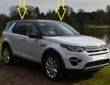 Genuine Land Rover Discovery Sport Black Roof Rails Finishers Part VPLCR0134