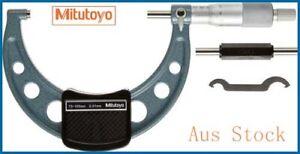 Genuine New Mitutoyo 103-139 Outside Micrometer 50-75mm | Australia Stock