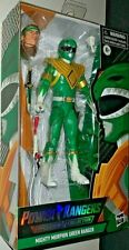 POWER RANGERS LIGHTNING COLLECTION TARGET ONLY MIGHTY MORPHIN GREEN RANGER NEW!
