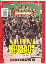 INDIA TODAY-july 5,1999-KARGIL-WILL THE WAR SPREAD?