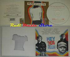 CD Singolo PLAIN WHITE T'S Hey there delilah 2006 eu CARDSLEEVE (S2) mc dvd