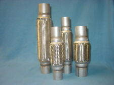 """Flexible Exhaust Pipe, clamp-on, 2"""" I.D.x10"""" long"""