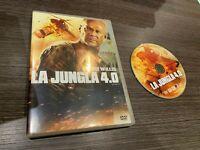 Jungle De Crystal DVD Bruce Willis Jungle 4.0