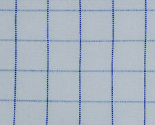 Horse Rug Fabric Blue and White Ripstop