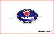 Original Emblema Saab para Capó Saab 9-3 II 03-12 y Saab 9-5 i 02-11
