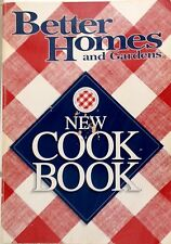 Better Homes and Gardens New Cook Book (Better Homes & Gardens New Cookbooks)