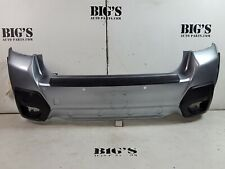 2018 2019 SUBARU XV CROSSTREK REAR BUMPER COVER USED 57704FL250